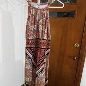 Established 1962 Floral Maxi Dress